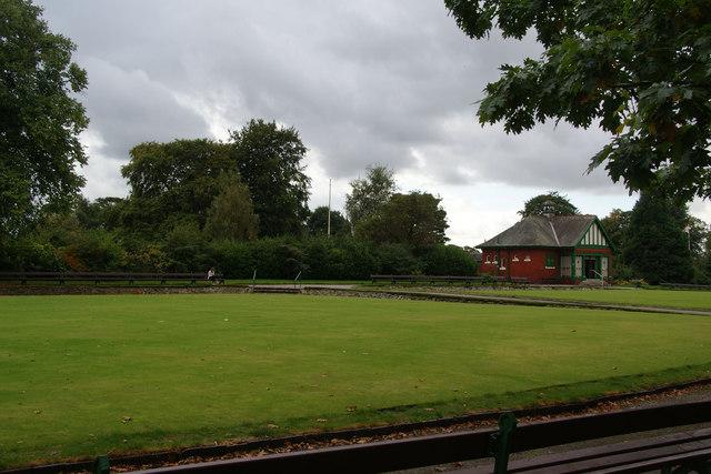 Alexandra Park, Edgeley