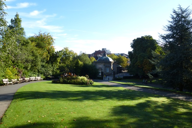 Valley Gardens and Pump Rooms