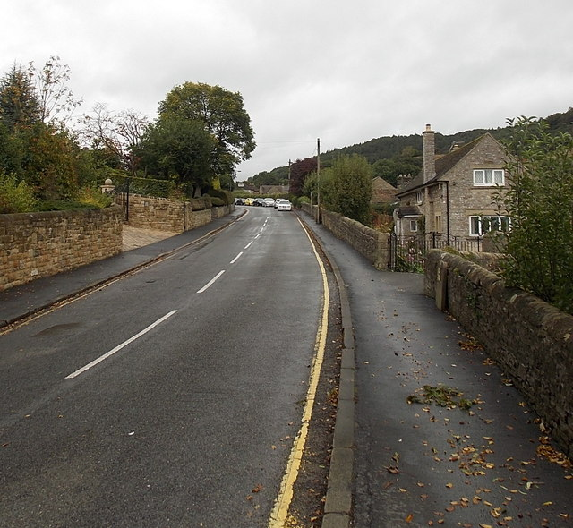 Station Road, Bakewell