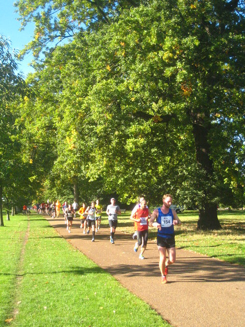 The 2013 Royal Parks Half Marathon - 2