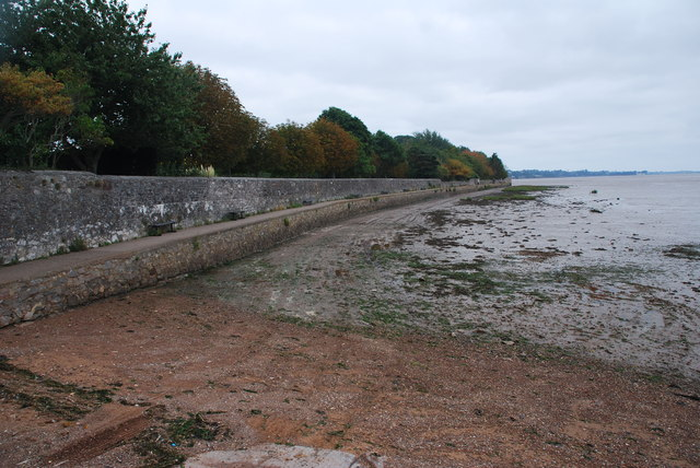 Tidal Ford at Topsham