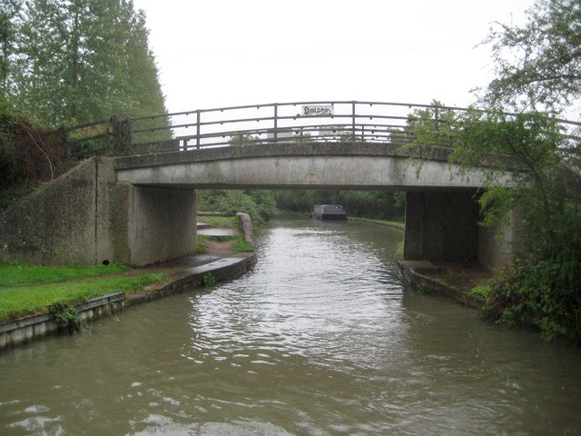 Grand Union Canal: Bridge Number 106