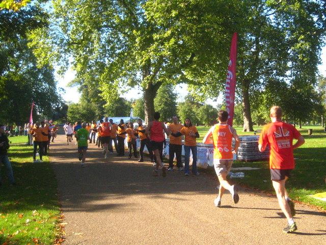 The 2013 Royal Parks Half Marathon - 3