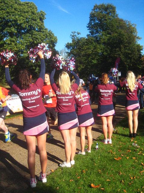 The 2013 Royal Parks Half Marathon - 4.