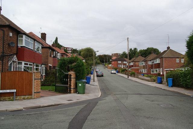 Crescent Park, Heaton Norris