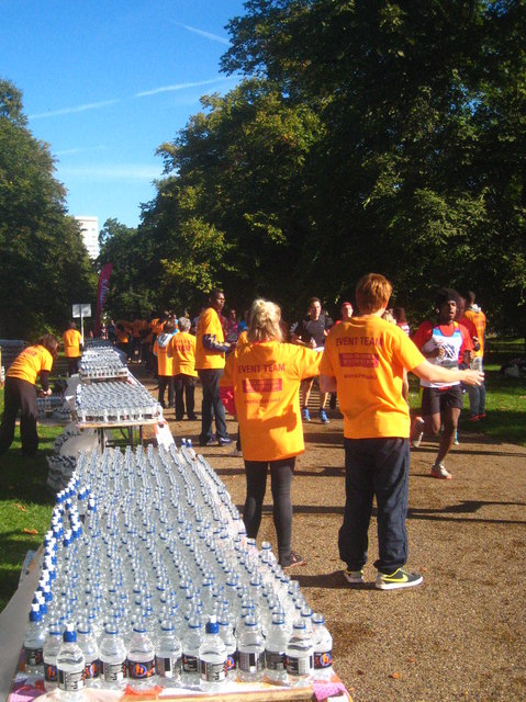 The 2013 Royal Parks Half Marathon - 5
