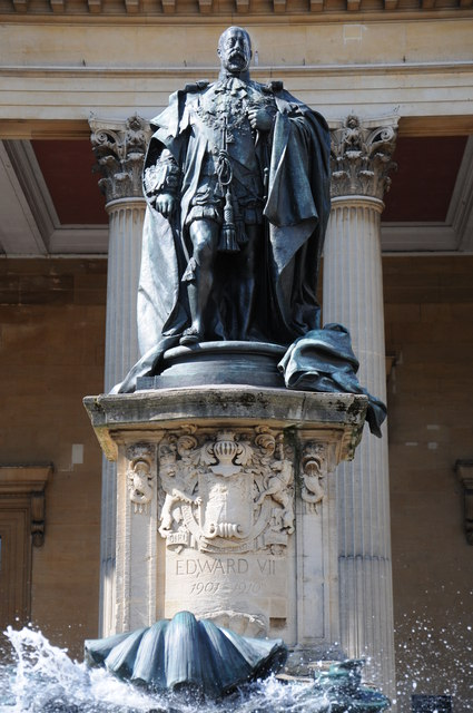 Statue of Edward VII