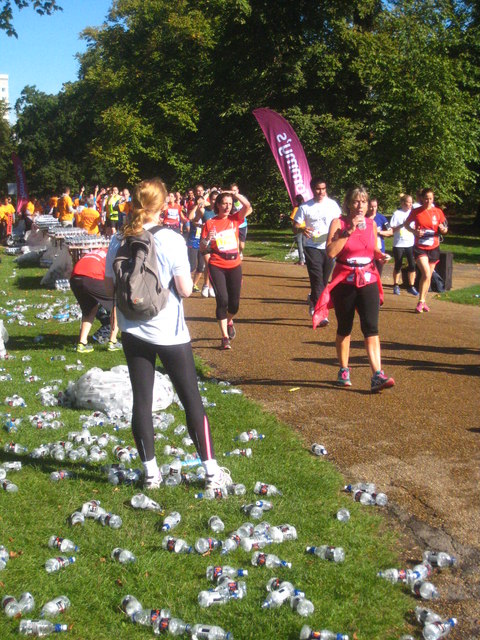 The 2013 Royal Parks Half Marathon - 7