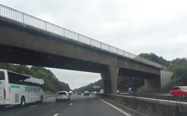 Thorneyfields Lane Bridge