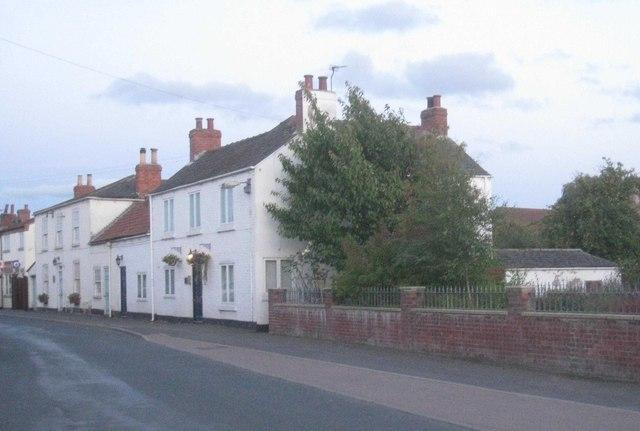 Houses, High Street, Eastrington