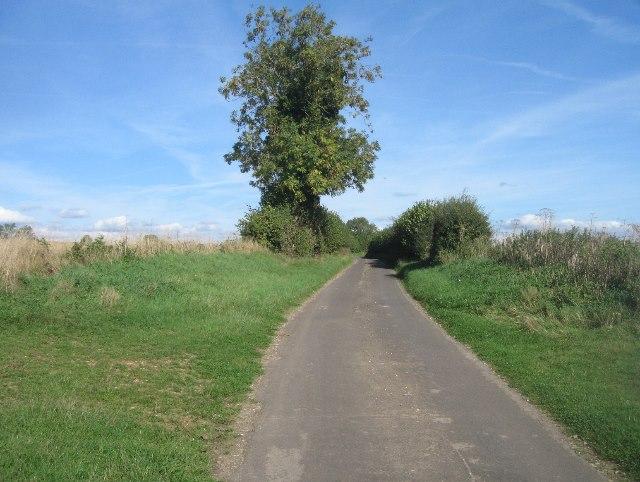 A fine day - Hook Lane