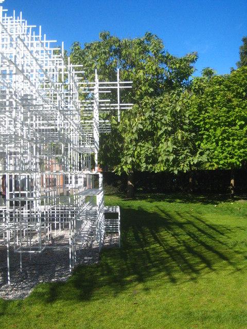 The Serpentine Gallery Pavilion 2013 - detail