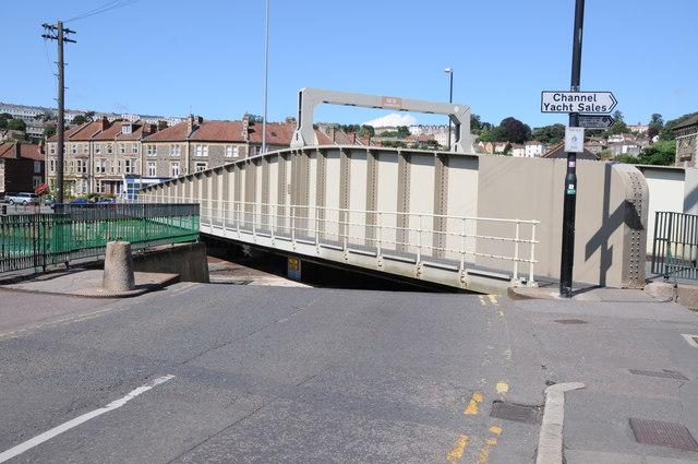 Cumberland Swing Bridge, Bristol