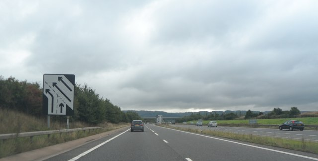 Joining the A417