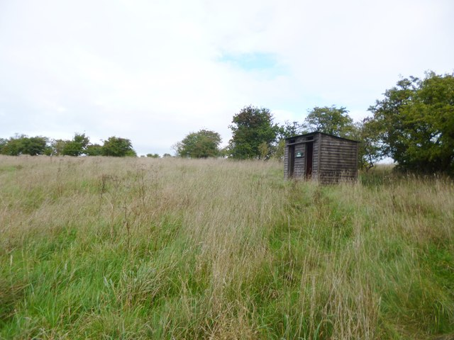 Chitterne, shed