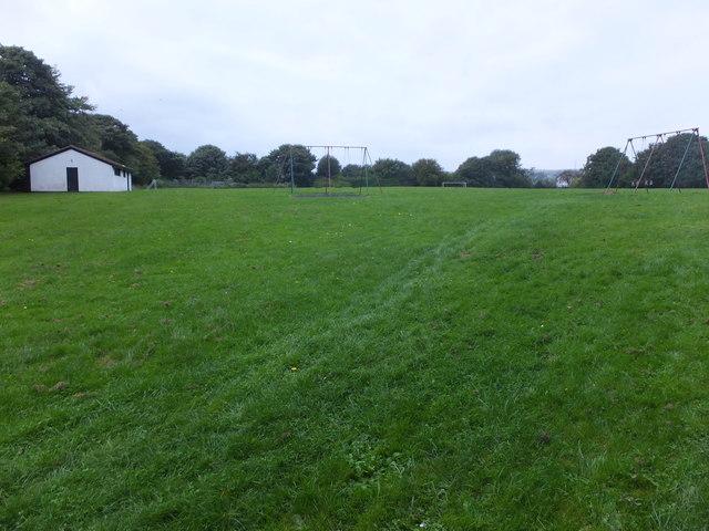 Public park, Tweedmouth