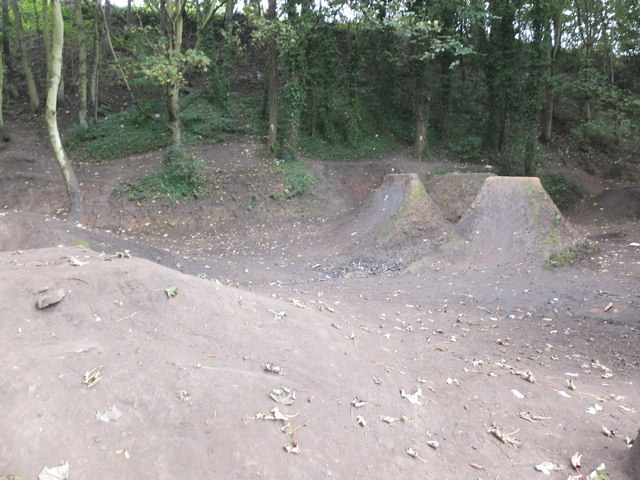 BMX park, Tweedmouth