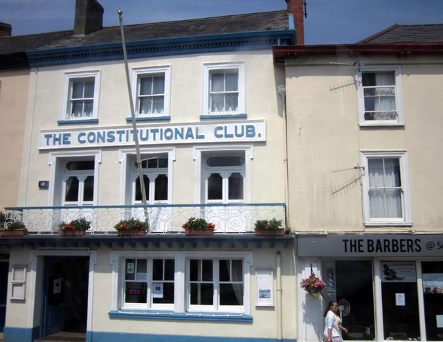 Constitutional Club, South Molton