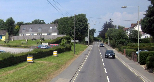 North Road, South Molton