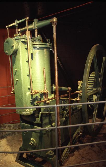 Former Clydebuilt Museum, Braehead