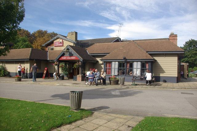 The Grove, Oulton