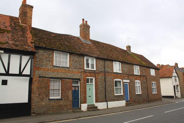 Houses on North Street