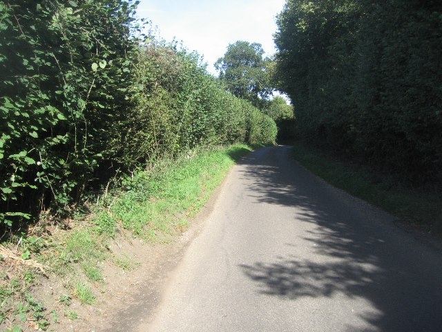 Upper Wootton to the A339