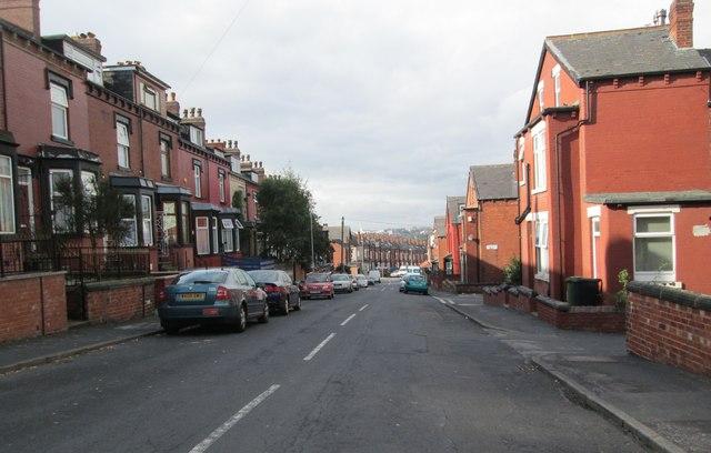 Dorset Avenue - Dorset Road