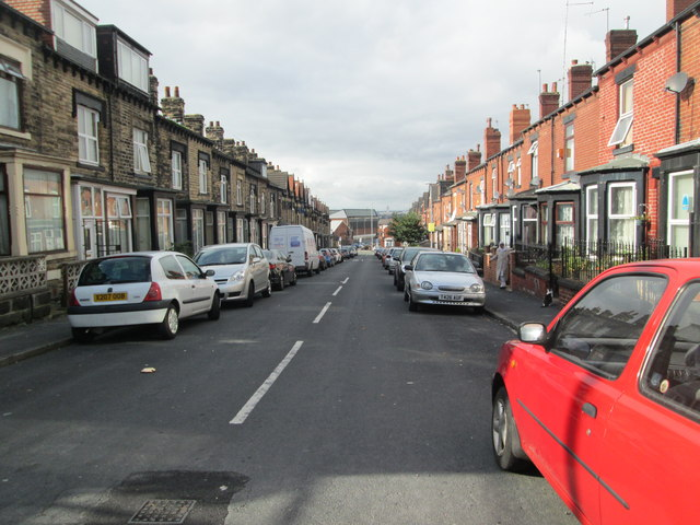 Dorset Terrace - Dorset Road