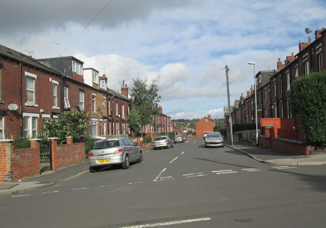 Sandhurst Terrace - Sandhurst Road