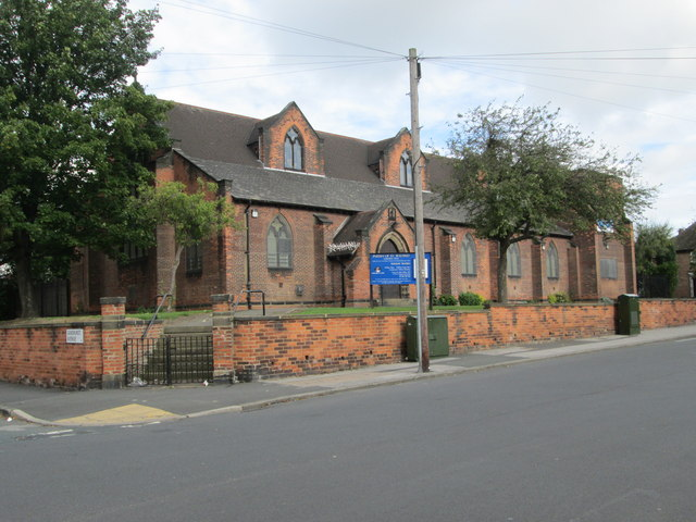 St Wilfrid's Church - Chatsworth Road