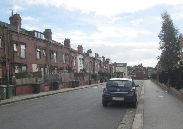 Berkeley Street - Chatsworth Road