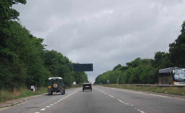 A404, northbound