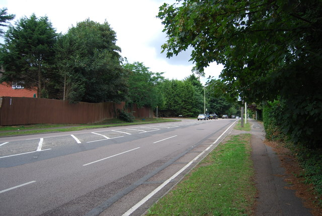 A404, Chorleywood