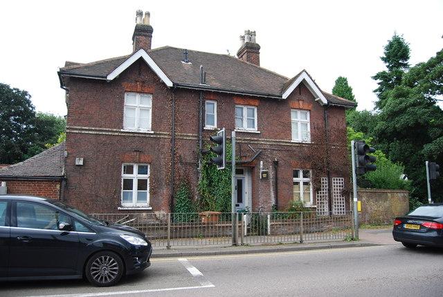 House on the corner of Dog Kennel Lane