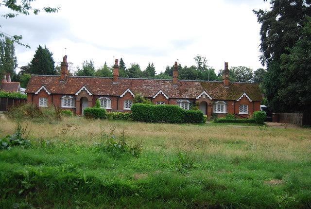 Almshouses, Dog Kennel Lane