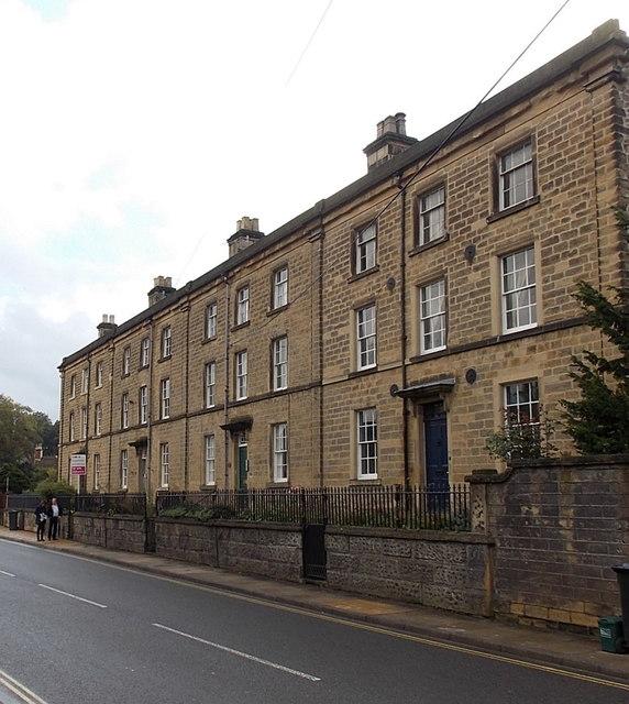 Rutland Terrace, Bakewell