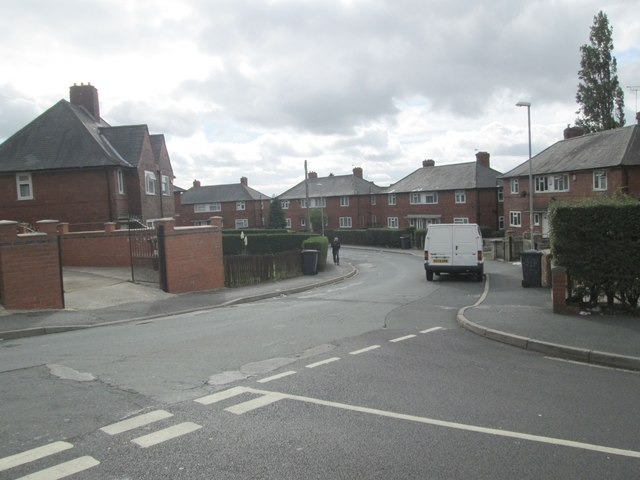 Foundry Walk - Chatsworth Road