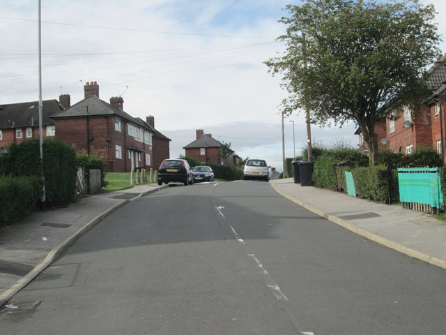 St Wilfrid's Grove - St Wilfrid's Crescent