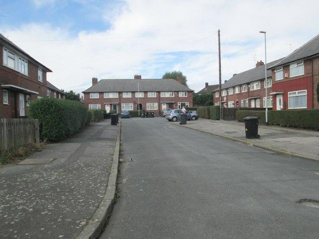 St Wilfrid's Garth - St Wilfrid's Avenue