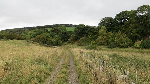 Track, Earnscleugh Water