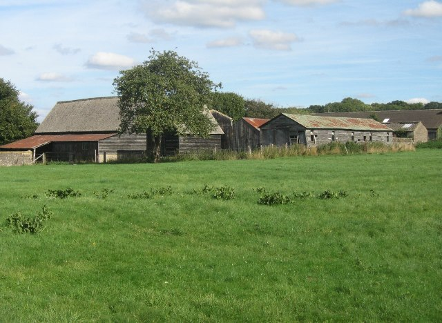 View of Lower Farm