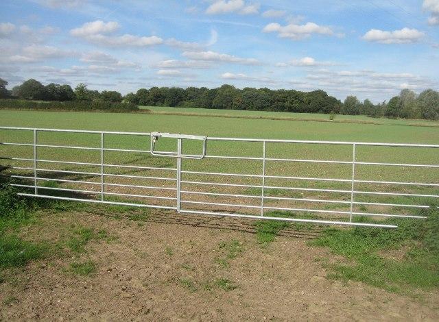 Broad field access - Lower Farm