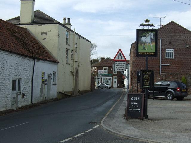 High Street, Bempton