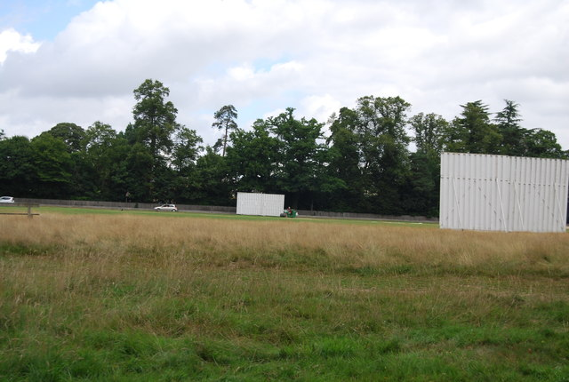 Cricket ground, Chorleywood Common