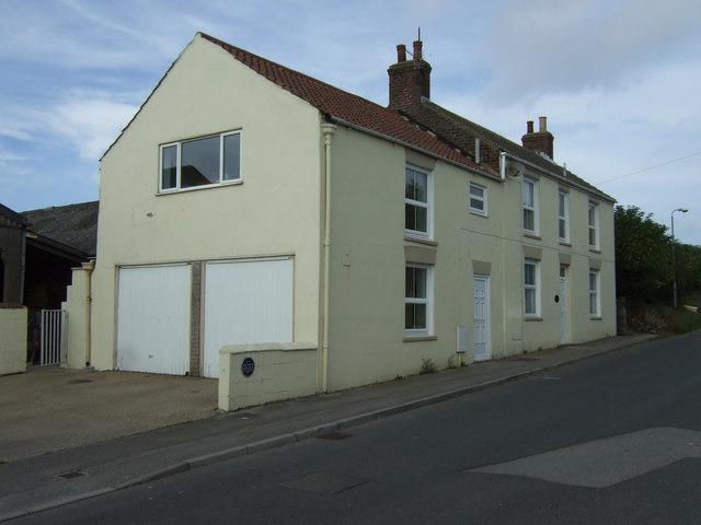 Cottages on Cliff Lane, Bempton