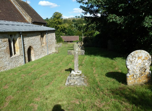 All Saints, Poyntington: churchyard (c)