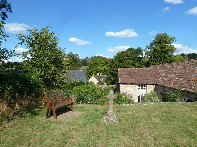 All Saints, Poyntington: churchyard (g)