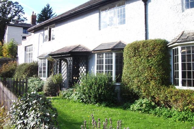 Cottage on Burway Road