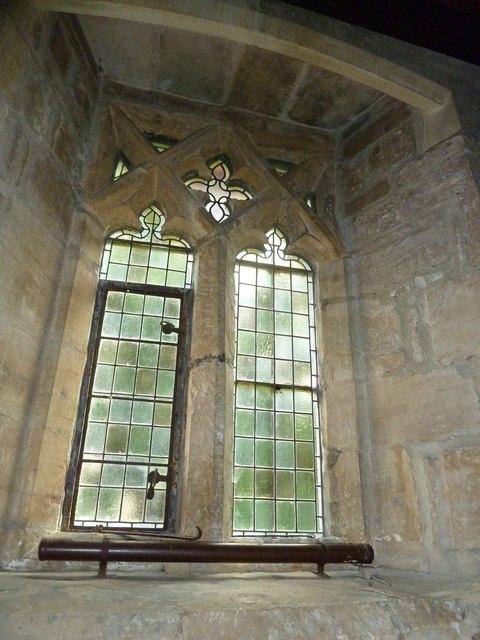 Inside All Saints, Poyntington (III)